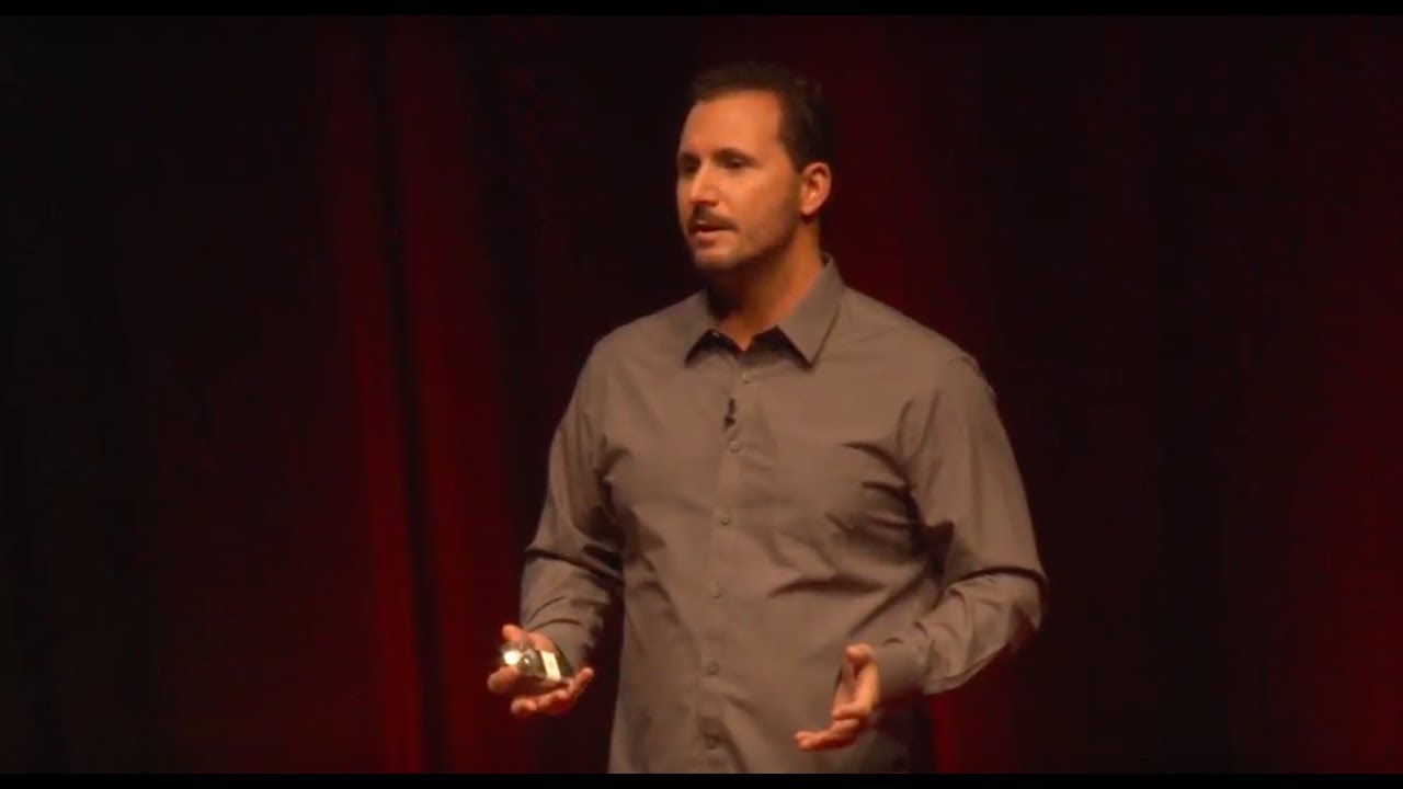 This Restroom is for You | Michael Barbera | TEDxIthacaCollege