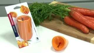 Видеообзор: Спиральный нож для морковки Tescoma Presto 420635