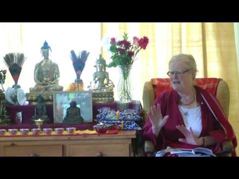 Meditation on Empitness Chittamatra Talk 1