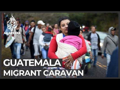 US shipping out asylum seekers to Guatemala