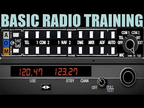 Explained: Basic Aircraft Radio & Comms