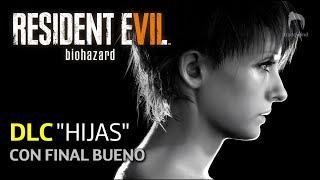 Resident evil 7 | Dlc Hijas| Conoce la verdadera historia de los baker | Todos los finales incluidos