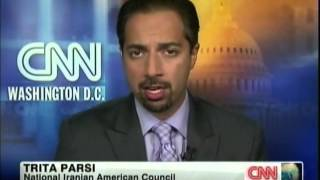Trita Parsi talks about the effect of sanctions on Iran