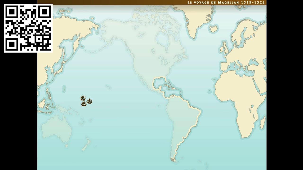 l histoire à la carte L'Histoire à la carte Le voyage de Magellan 1519 1522   YouTube