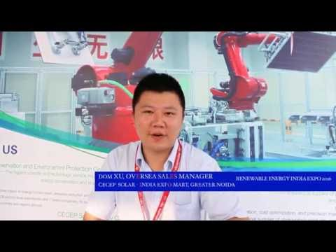 Renewable Energy India Expo 2016 (Part 3) India Expo Centre and Mart, Greater Noida, India