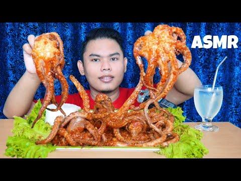 ASMR GURITA MONSTER PEDAS ! ASMR INDONESIA