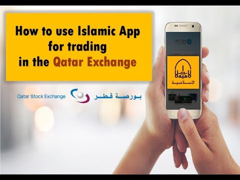 How To Use App Of Islamic Financial Securities For Trading On Qatar Exchange