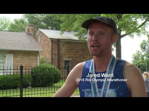 US Olympic Marathoner Jared Ward