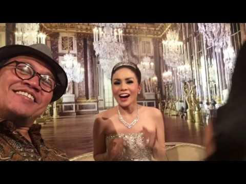 Momo Geisha Menyanyikan Lagu Spesial Untuk Reza Di Resepsi Pernikahannya / EMKAVLOG