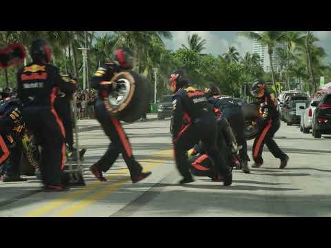 Red Bull F1: USA road trip Part-2