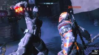 How to beat Deathstroke Batman Arkham Origins: Beating deathstroke explained