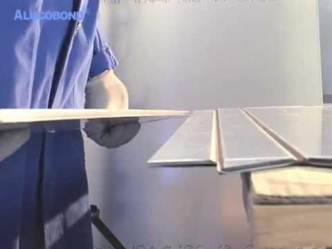 Alucobond Tray Panels Youtube