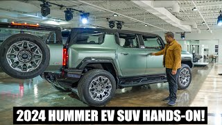 GMC Hummer EV SUV - Everything You Need To Know