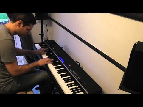 Let It Go (Disney's Frozen) - Piano