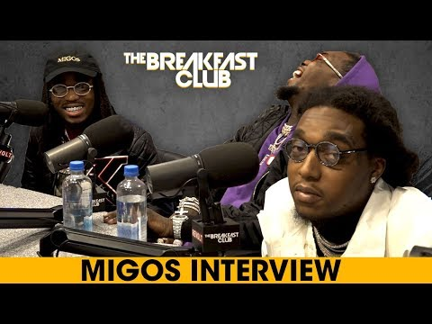 Migos Return To The Breakfast Club, Talk Culture II, The Come Up + More Music