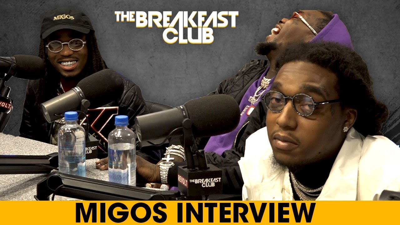 Download Migos Return To The Breakfast Club, Talk Culture II, The Come Up + More Music