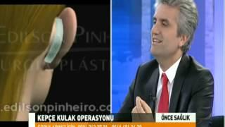 Doç.Dr.Hayati Akbaş-Kepçe Kulak Estetiği-Ülke Tv