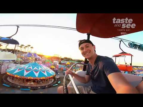 2019 Florida State Fair Opens In Tampa | Taste And See Tampa Bay