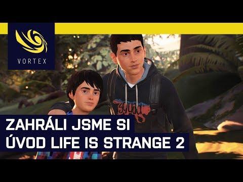 Zahráli jsme si Life is Strange 2 a obavy se rozplynuly thumbnail