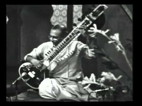Pt. Nikhil Banerjee Sitar Maestro