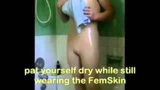 Repeat youtube video Femskin Instructional Video Silent