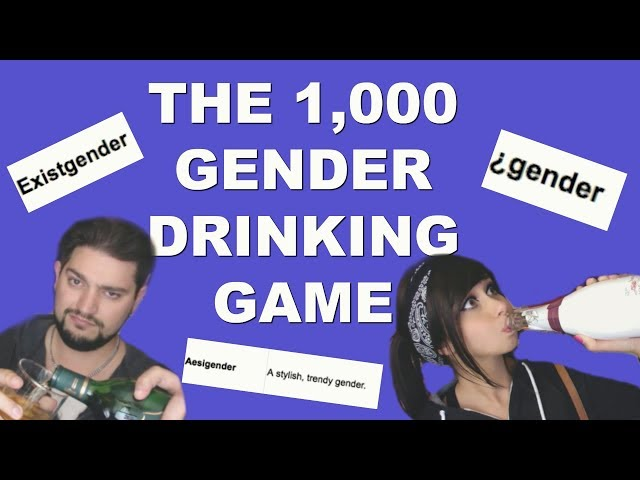 The 1,000 Gender Drinking Game