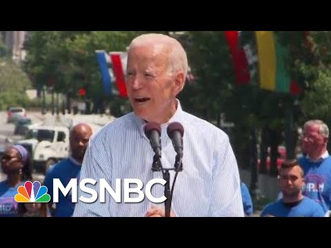 Speaking Of Unity, Joe Biden Launches Campaign In Philly | Morning Joe | MSNBC