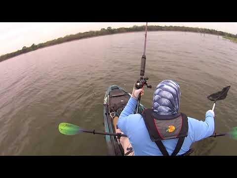 Fishing Lake Bastrop Early Spawn!!