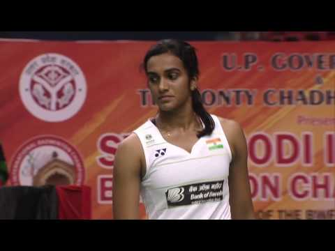 Syed Modi International Badminton C'ships 2017 | SF M5-WS |