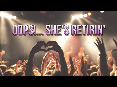 Oops!... She's Retirin' - Young Jeffrey's Song of the Week