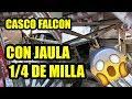 PROYECTO FORD FALCON 1/4 DE MILLA CON JAULA - VLOG #1