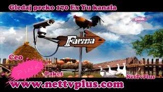 Ekrem Jevric i Zorica Markovic - SVADJA - (Farma 5) - (TV Pink 13.12.2013)