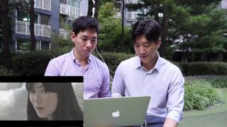 Video Korean Guys React to Isyana Sarasvati - Kau Adalah download MP3, 3GP, MP4, WEBM, AVI, FLV Desember 2017