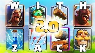 EL MAZO W.I.T.H.Z.A.C.K 2.0 ESTA ROTISIMO - Clash Royale thumbnail