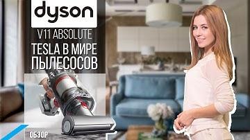 Мегаобзор пылесоса Dyson V11 Absolute. Что нужно знать перед покупкой