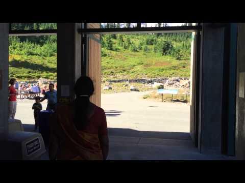 Mt. Rainier, WA - Paradise point - July 31, 2015 - Vishnu B.