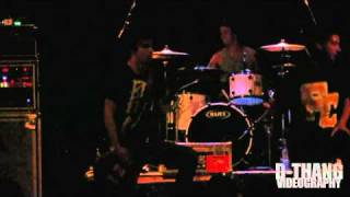 STRUCTURES - ENCOUNTER (LIVE @ OPERA HOUSE / HOLLY SPRINGS LAST SHOW EVER)