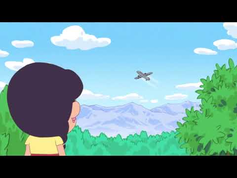 Shounen Ashibe: Go! Go! Goma-chan 3 Episode 8 end