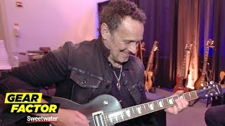 Def Leppard / Dio's Vivian Campbell Plays His Favorite Riffs