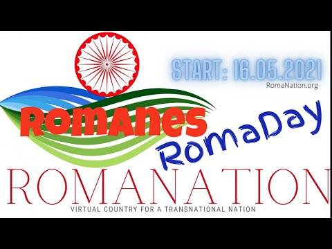 Romanes: Roma Djes & RomaNation.org