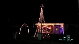 Weihnachtsbeleuchtung - Werner Horst - Wizard on Winter