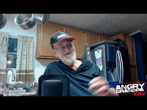 Angry Grandpa LIVE on Twitch! (official broadcast 5)