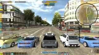 RayCitySEA CBT  [ENG Ver.] Race with Khai Spa