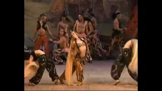 Borodin:  Polovtsian dances with chorus - Atalanta SO Shaw.*