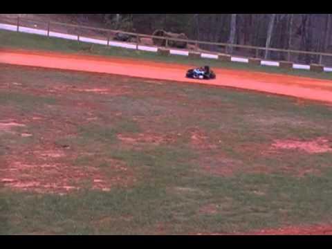 Providence raceway hot laps Justin Prillaman