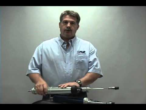 FLO Lube Tip - How to Fill a Grease Gun From Bulk Containers
