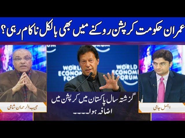 Nuqta e Nazar with Mujeeb Ur Rehman Shami & Ajmal Jami   23 January 2020   Dunya News