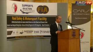 Road Safety & Motorsport Facility Business Breakfast