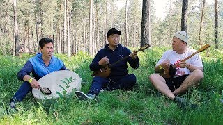 Altai throat singing - Unreal  Sound.