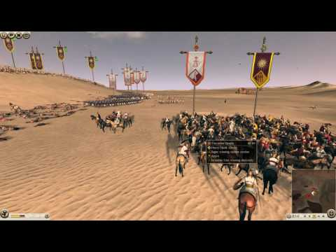 """(replay) Total War: Rome II online battle #1215 - """"just a chill fight"""""""